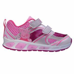 Zapatillas Con Luces Peppa Pig Footy #920 #921 Mundo Manias