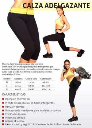 Calza + Faja Reductora Envío Gratis Neotex Original