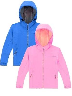 Campera Niños Softshell Impermeable Talles 4 Al 14 Jeans710