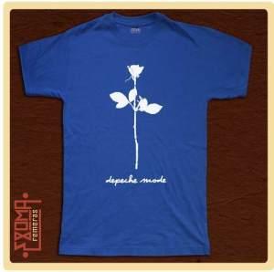 Exoma Remeras - Depeche Mode