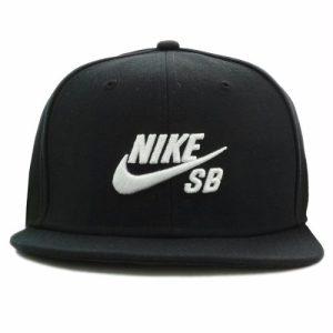 Gorra Nike Sb Visera Plana Snapback Importada Bordada