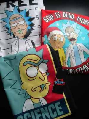 Remeras Rick And Morty Cartoon Network Toon |mr Korneforos|
