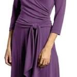 Vestido Modal Con Lycra Mangas 3/4 Envio Gratis Todo El Pais