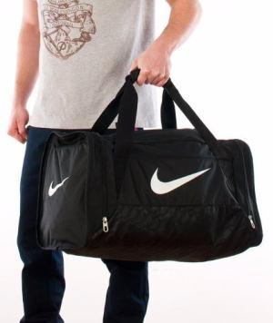 Bolso Deportivo Nike Negro Talle M. Oferta! Hay Stock!!!