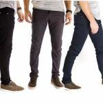 Pantalon Chupin Elastizado - Jeans Coconut Skateboard