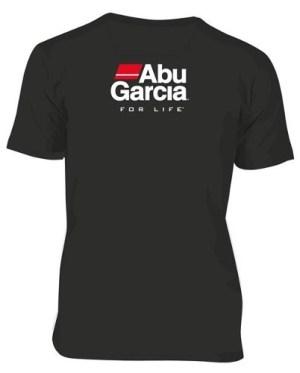 Remera Abu Garcia Estampada Para Pesca