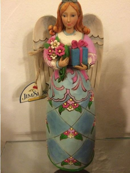 Angel de los regalos
