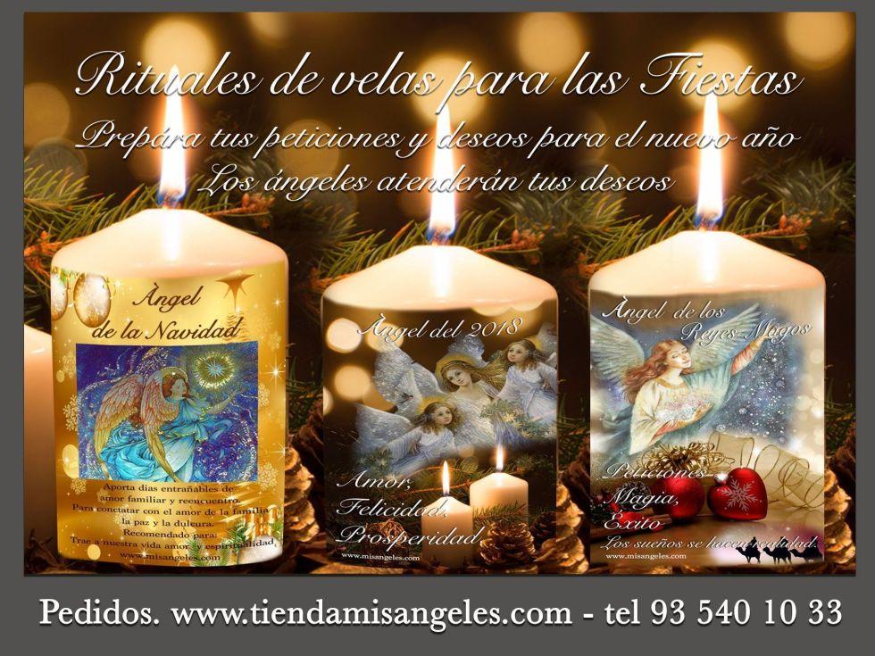 Ritual Velas Navidad