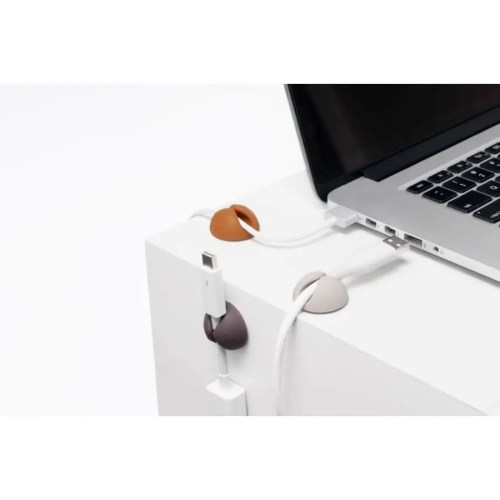 Cable Drop pack 6 colores neutros (blanco/marrón/gris)