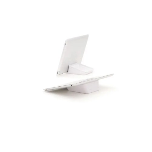 Soporte Nest para ipad, iphone  blanco