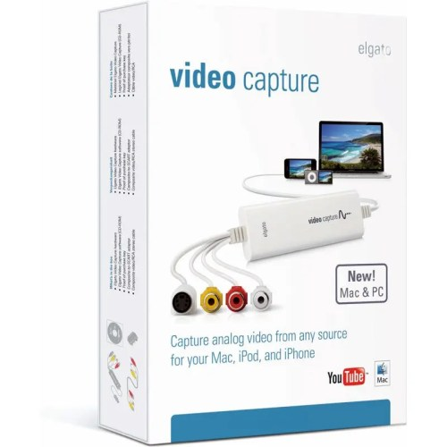 Video Capture Mac/Win