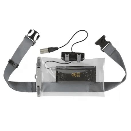 Funda con conexión externa Aquapac 558 IPX5 grande 1