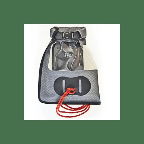 Funda Aquapac 045 IPX5 para móvil y GPS pequeña gris