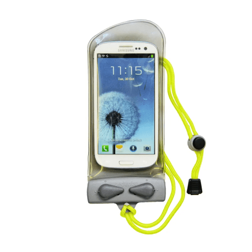 Funda Aquapac 108 IPX8 para móvil y GPS mini