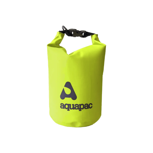 Petate trailproof Aquapac 711 IPX6 de 7l lima