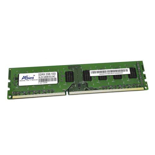 Módulo de memoria ASint DIMM DRR3 2GB 1333 Mhz 1