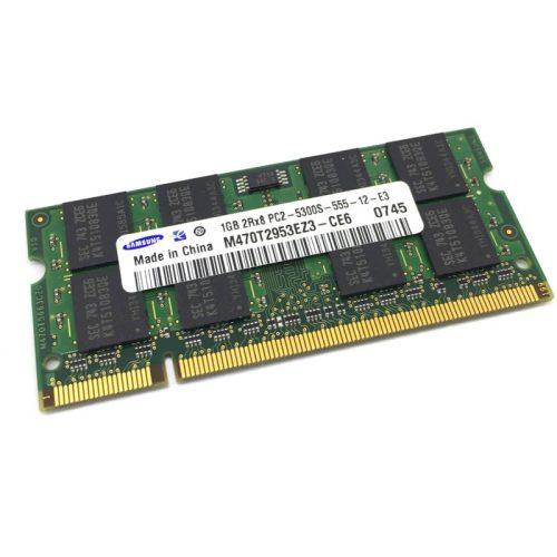 Módulo de memoria Samsung SO-DIMM DDR2 1GB 667 Mhz