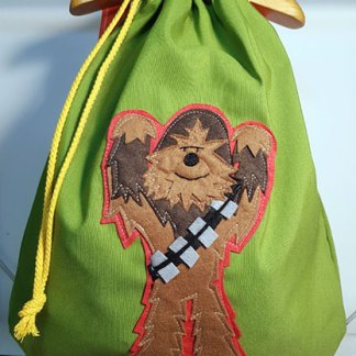 Mochila infantil Chewbacca