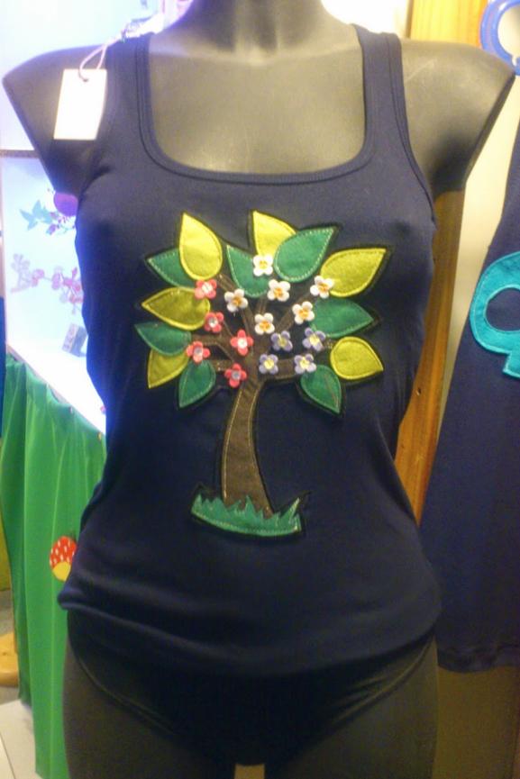 camiseta del árbol de la vida