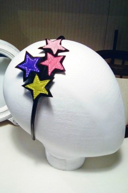 diademas de Estrellas