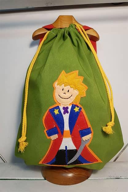 mochilas escolares del Principito