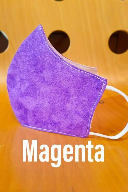 Mascarilla Magenta