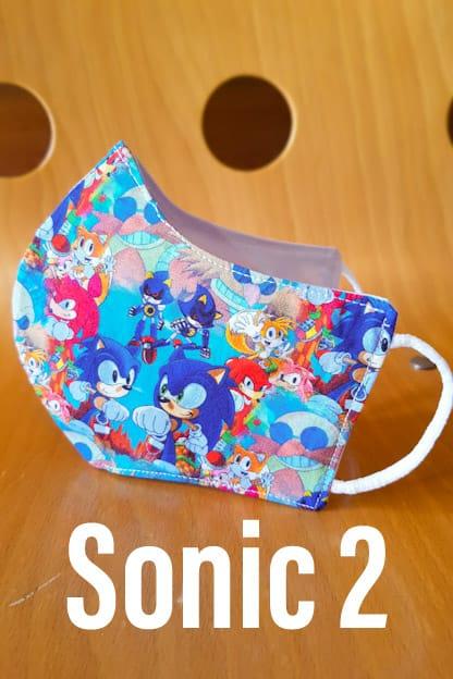 mascarilla Sonic 2