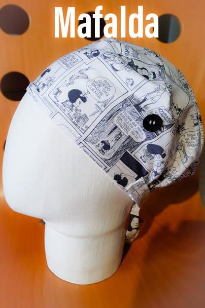 Gorro Sanitario Mafalda