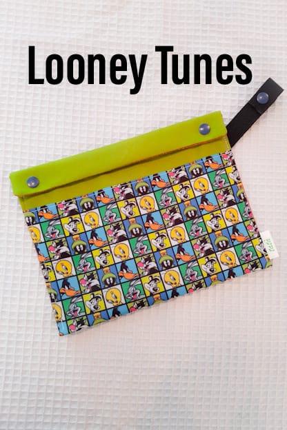 Porta bocadillos Looney Tunes