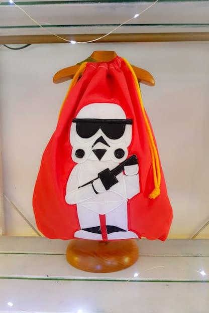 mochila infantil Stormtrooper