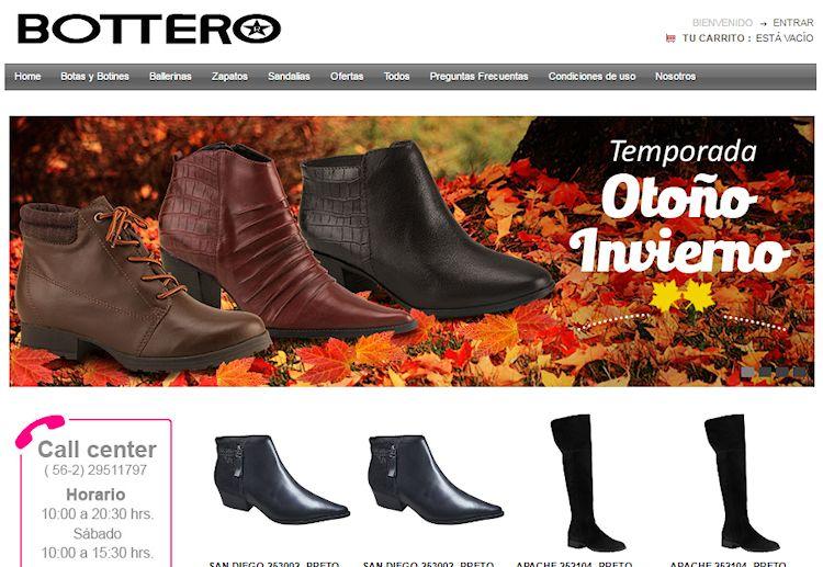 Tiendify De Calzado En Tienda cl Femenino Chile Online Bottero LMjzqVUGSp