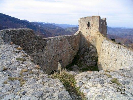 Resultado de imagen de montségur castillo