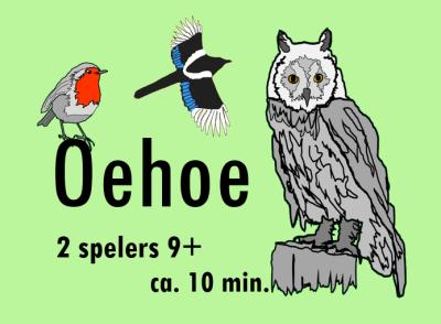 Luciferdoosspelletjes: Oehoe-Etiket-2.1