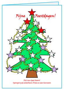 Spelletjes-kaart-Kerstkaart-0