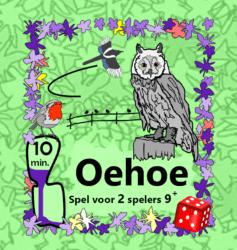 Gideon-spel Oehoe: titelafbeelding