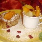 Apfel-Amaranth-Reisauflauf