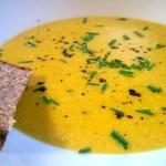 Zucchini-Pastinaken-Suppe