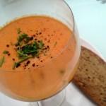 fruchtige-Paprika-Kokossuppe