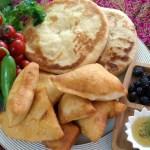 Pişi – Frittierte Brötchen & Bazlama – Fladenbrot aus der Pfanne