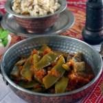 Taze Fasulye – Grüne Bohnen
