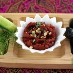 Çemen – Tomatenaufstrich mit Bockshornklee