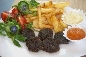 Türkische Köfte - vegan und basisch