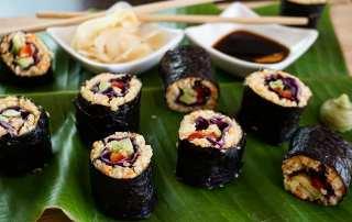 Sushi Raw