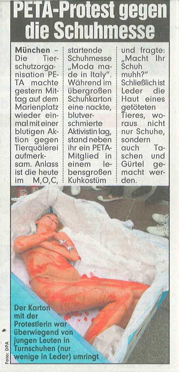 Bildzeitung, Stephanie Weiser, T!erLaut