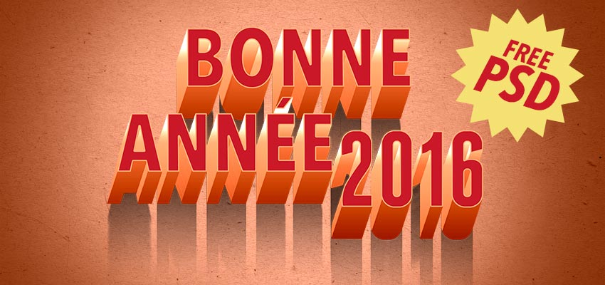Template texte relief 2016