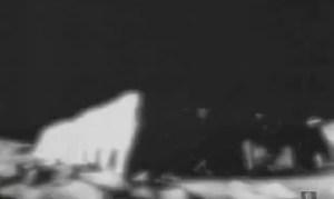 el hangar en la luna foto