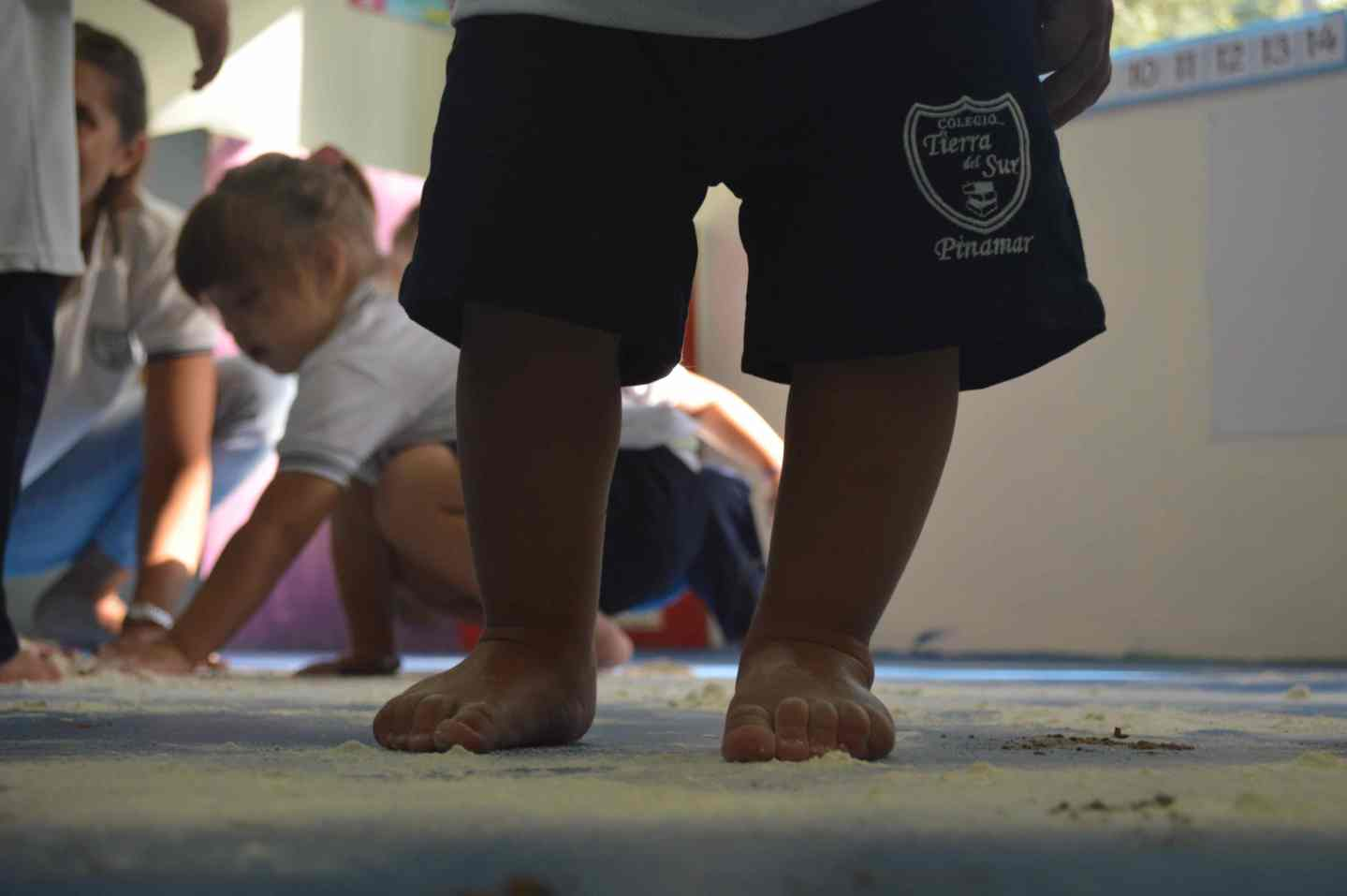 Jardín de infantes en Pinamar