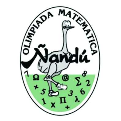 Tierra del Sur Olimpíadas Matemática Ñandu