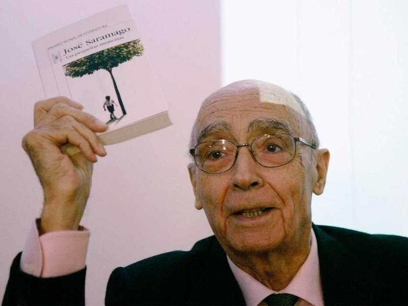Saramago Literatura Pinamar Tierra del Sur