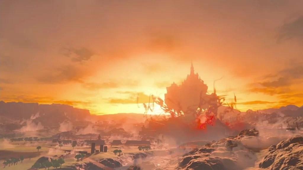 Breath of the wild 2 trailer nintendo direct 2021